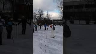 Исполнение желания. 1 января скандинавская ходьба
