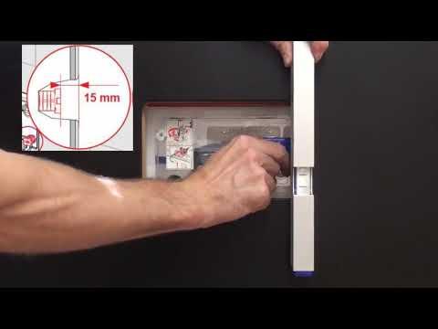 Система инсталляции для унитазов TECE Now 9400012 4 в 1 с кнопкой смыва