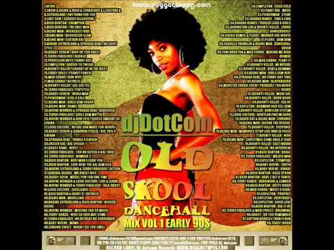 BEST OLD SCHOOL REGGAE MIX 80'S 90'S VOL.1 ~ EARLY 90'S OLDIES DANCEHAL MIX (FULL HITS PLAYLIST)