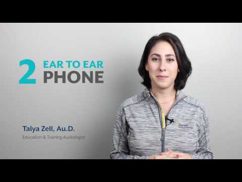 Industry's Smallest Wireless Hearing Aid Benefits