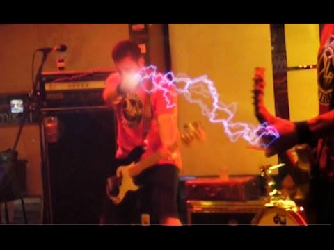 "RED HOT REBELLION - ""You Bring The Thunder, I'll Bring The Lightning"" Official Video"
