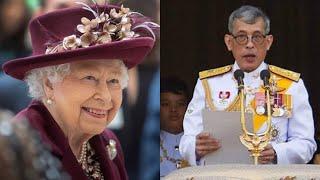 พระราชสาส์น ถวายพระพรชัยมงคล สมเด็จพระราชินีนาถเอลิซาเบธที่ ๒ แห่งสหราชอาณาจักร