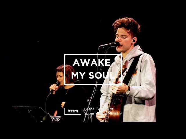 """Awake My Soul"" | David Funk & Kalley. | Live from BSSM Encounter Room"
