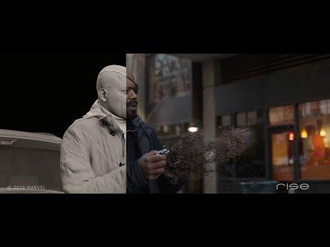AVENGERS: INFINITY WAR | VFX Breakdown by Rise Fx (2018).