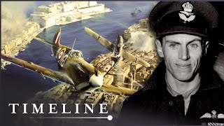 Surviving The Siege Of Malta   Battlefield Mysteries   Timeline