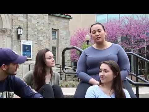 Canisius College Student Testimonial   Daphne Sietz