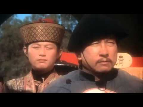 Kwai Chang Caine dispatches the Royal Nephew after Master Po's demise
