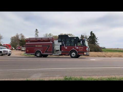 Mayer Engine 11 Responding