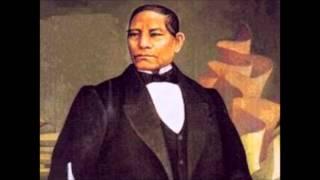 Canción De Don Benito Juarez 21 De Marzo