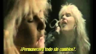 Ozzy Osbourne Lita Ford   Close My Eyes Forever Subtitulado Español)