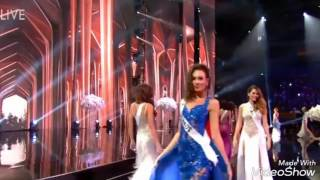 Top 9 Evening Gown Miss Universe 2016