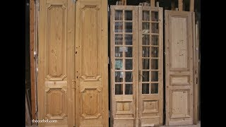 How To Shop For Antique Doors - The Corbel