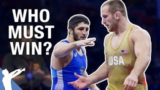 Wrestlers that Need to Overperform for Team USA to Win (2019)