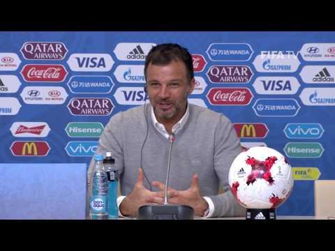 NZL v POR - Anthony Hudson - New Zealand Post-Match Press Conference