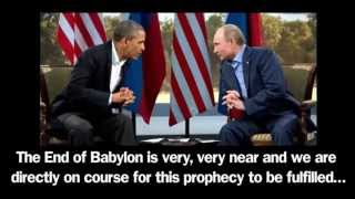 Bible Prophecies Syria and Ukraine War 2017 end of the world