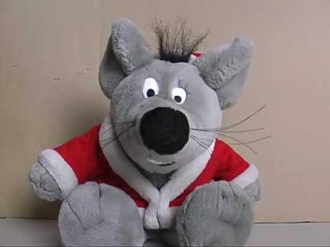 Uli Stein Maus grüßt zu Weihnachten