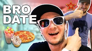 Tasting Internet Foods at THE MALL w/ CrazyRussianHacker - Video Youtube