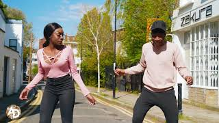 Kizz Daniel   MADU (official Dance Video)