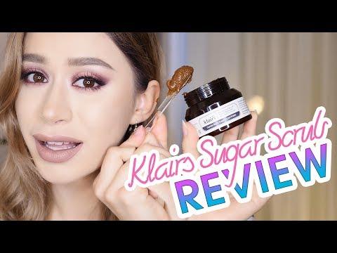 Gentle Black Sugar Facial Polish by Klairs #2