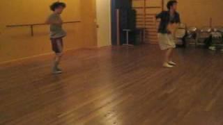 BONES: Choreography by Chad McCall and Matthew Tseng