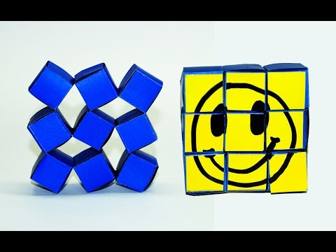 How To Make An INFINITY CUBE Out Of Paper! - تنزيل يوتيوب