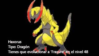 """Top 15 """"Mejores Pokémon de Pokémon Blanco y Negro"""""""
