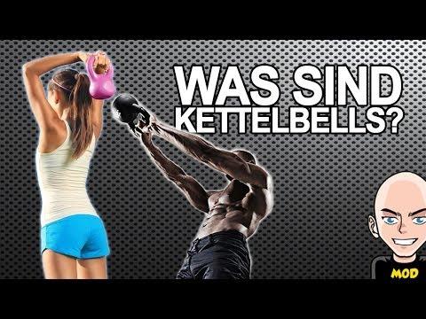 Was sind Kettlebells?