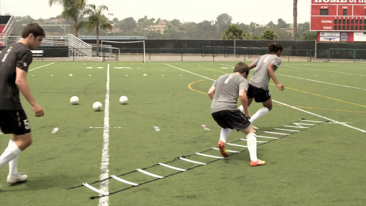 Ladder Drills for Soccer