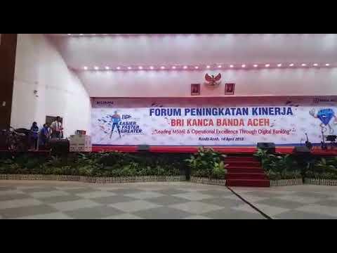 Back to school perform all kcp BRI Kc Banda Aceh 14042018