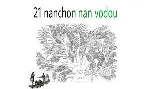 21 nanchon nan vodou