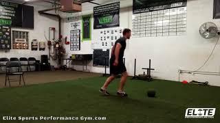 Split Squat 🚀 Vertical Jumps