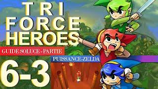 Soluce Tri Force Heroes : Niveau 6-3