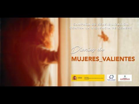 Teaser Diarios de Mujeres Valientes