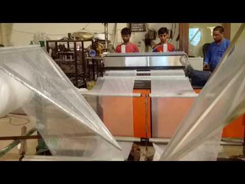 EPE Foam Bag And Air Bubble Bag Making Machine