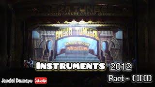 INSTRUMENT ANEKA TUNGGAL Tahun 2012 | Part 1 2 3
