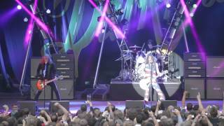 The Darkness - Every Inch of You (Live from Thetford)