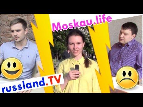 Moskau: Putin-Fan vs. Putin-Hater [Video]