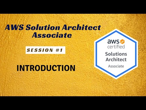 AWS Certified Solution Architect - Associate | Free AWS Certification ...