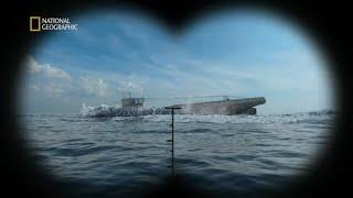 Przejęli u-boota, w którym był klucz do Enigmy [Piekło pod wodą]