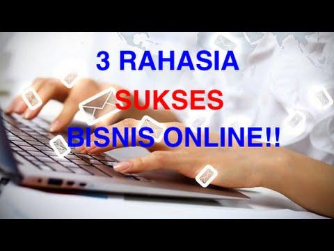 Video Tips Bisnis Online - 3 Hal Penting untuk Menjadi Pebisnis Online Sukses!!