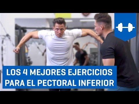 Los ejercicios para el aumento de los pechos para los hombres