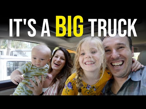 BUYING THE RIGHT VEHICLE TO TOW OUR NEW FIFTH WHEEL