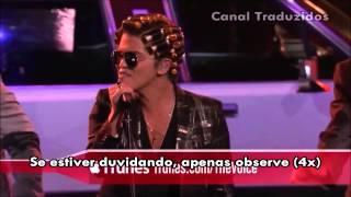 Mark Ronson Uptown Funk Ft  Bruno Mars Live Legendado