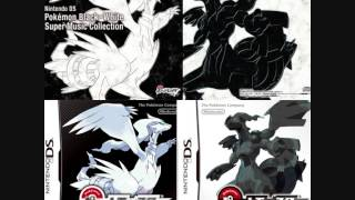 Zekrom & Reshiram Battle - Pokémon Black/White