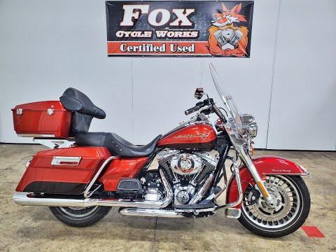 2013 Harley-Davidson Road King® Classic in Sandusky, Ohio - Video 1