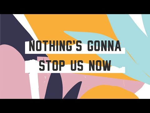 JPCC Worship Kids - Nothing's Gonna Stop Us Now (Official Lyrics Video)