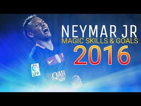 Neymar Jr Magic Skills & Goals/Magico Habilidades & gols