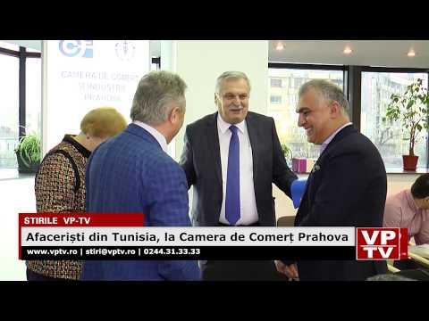 Afaceriști din Tunisia, la Camera de Comerț Prahova
