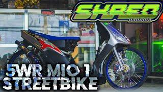 5WR MIO 1 Thai Streetbike Concept | SHRED