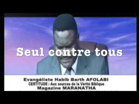 Togo: L'Evangéliste Afolabi, seul contre les faux Pasteurs